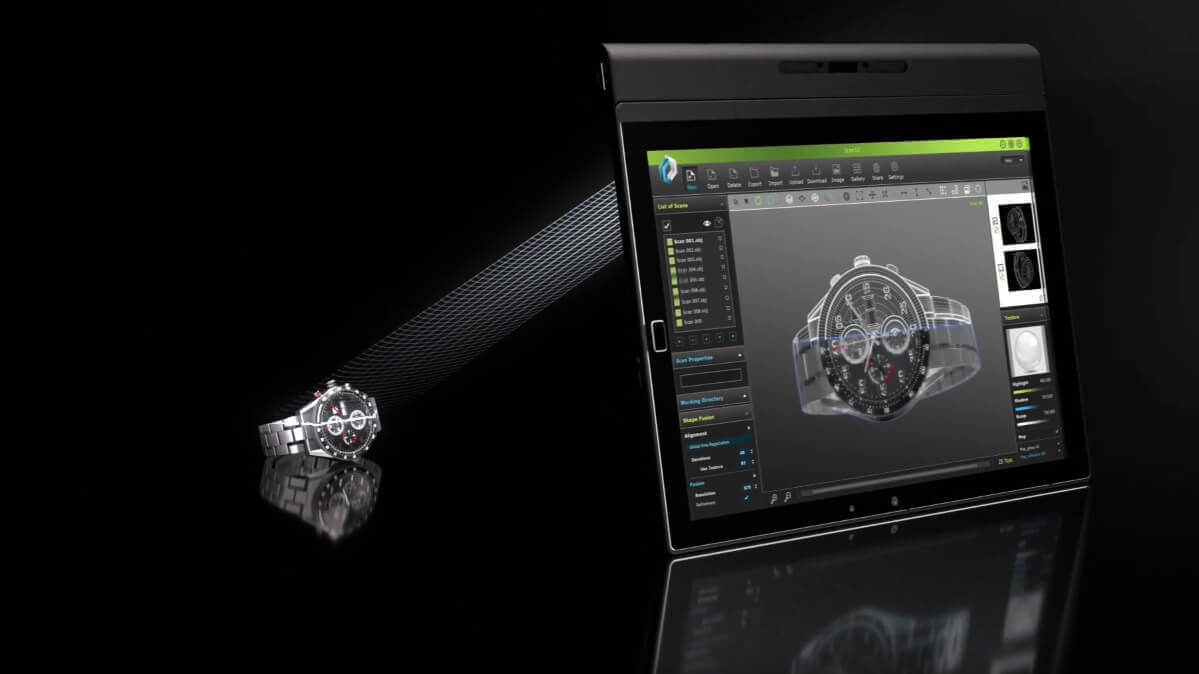 Lenovo announces Modular Thinkpad X1 Tablet with 3D Scanning Module | All3DP