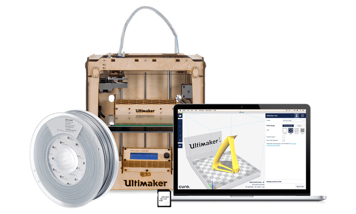 Image of Best 3D Printers for Schools & Education: Ultimaker Original+