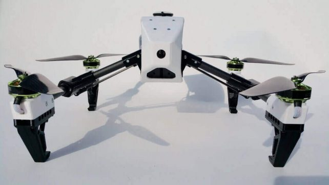 Featured image of 3D Printed Drone Parts – All You Need to Know in 2019