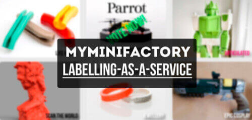 My Mini Factory Labelling Service