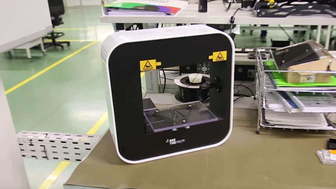BeeTheFirst 3D Printer has Proven Use Case on Factory Floors | All3DP