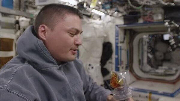 Coffee Brewing Device 3D Printed for Astronauts | All3DP