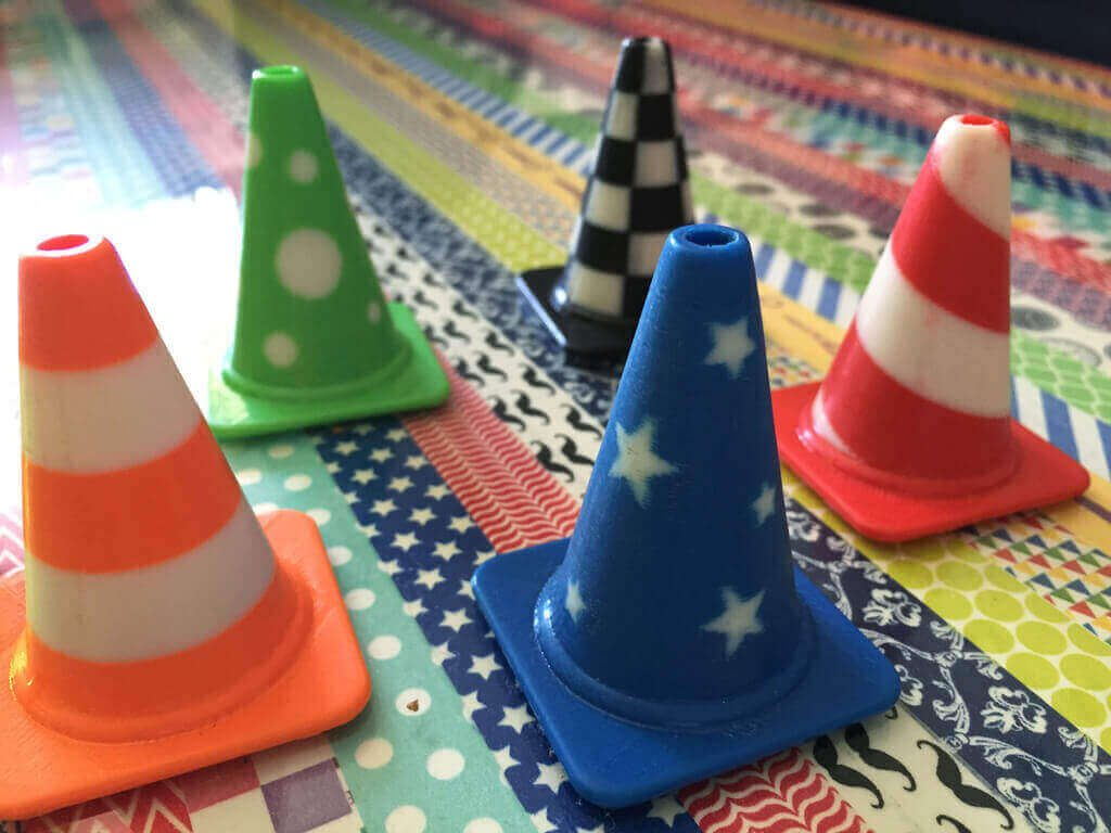 fashion traffic cones collection