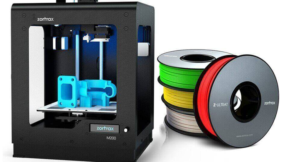 Zortrax Printing Material Sales have Risen by 350% | All3DP