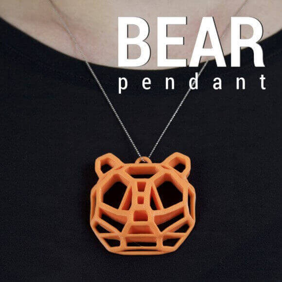 20 Outstanding Pieces Of 3d Printed Jewelry All3dp
