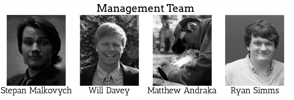 Management team of just3Dprint (image: just3Dprint)