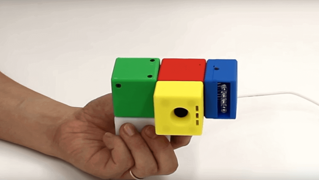 Build Your Own Camera Using 3D Printed Blocks | All3DP