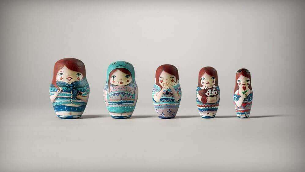 Nesting Dolls Encourage Members with Fitness Plans | All3DP