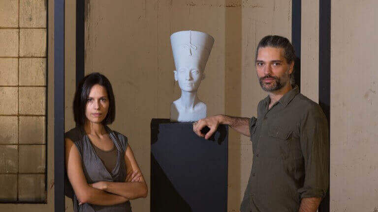 The Other Nefertiti: Bust Covertly Scanned and 3D Printed | All3DP