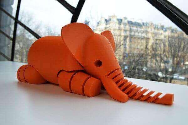 elephant 3d slicer settings