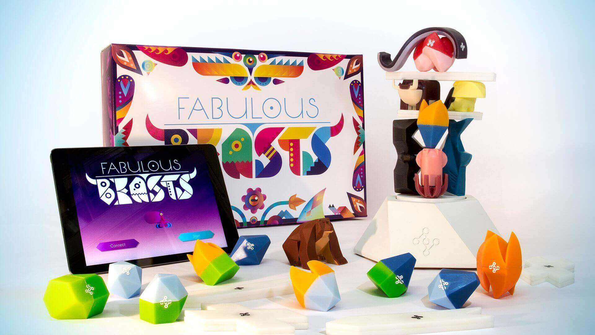 Fabulous Beasts is Jenga for the Maker Generation | All3DP