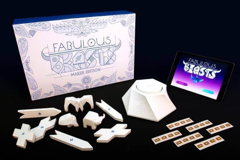 fabulous beasts maker edition