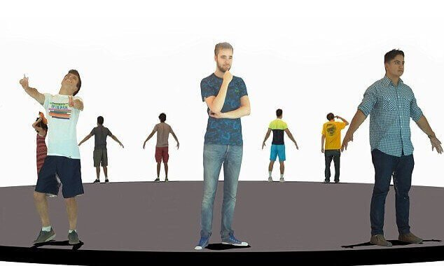 3D Scan Turns You Into A Game Character in Just 4 Minutes | All3DP