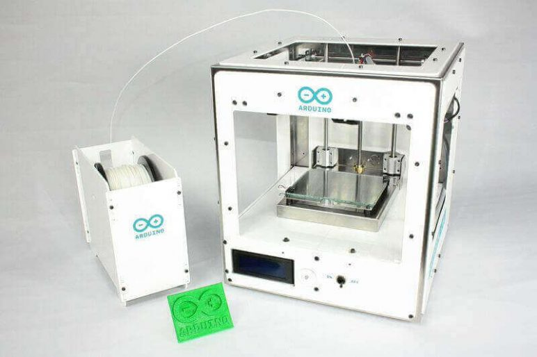 Arduino d printer diy projects to build