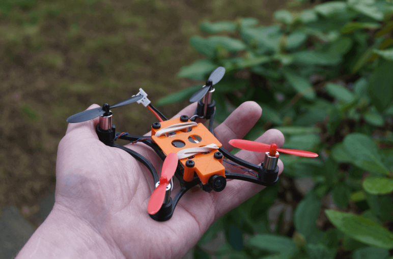 Image of 30 Interesting 3D Printing Projects: Quadcopter