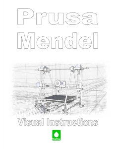 Prusa Mendel Instructions