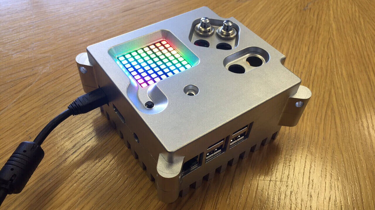 Astro Pi: 3D Print Your Own Flight Case for Raspberry Pi | All3DP