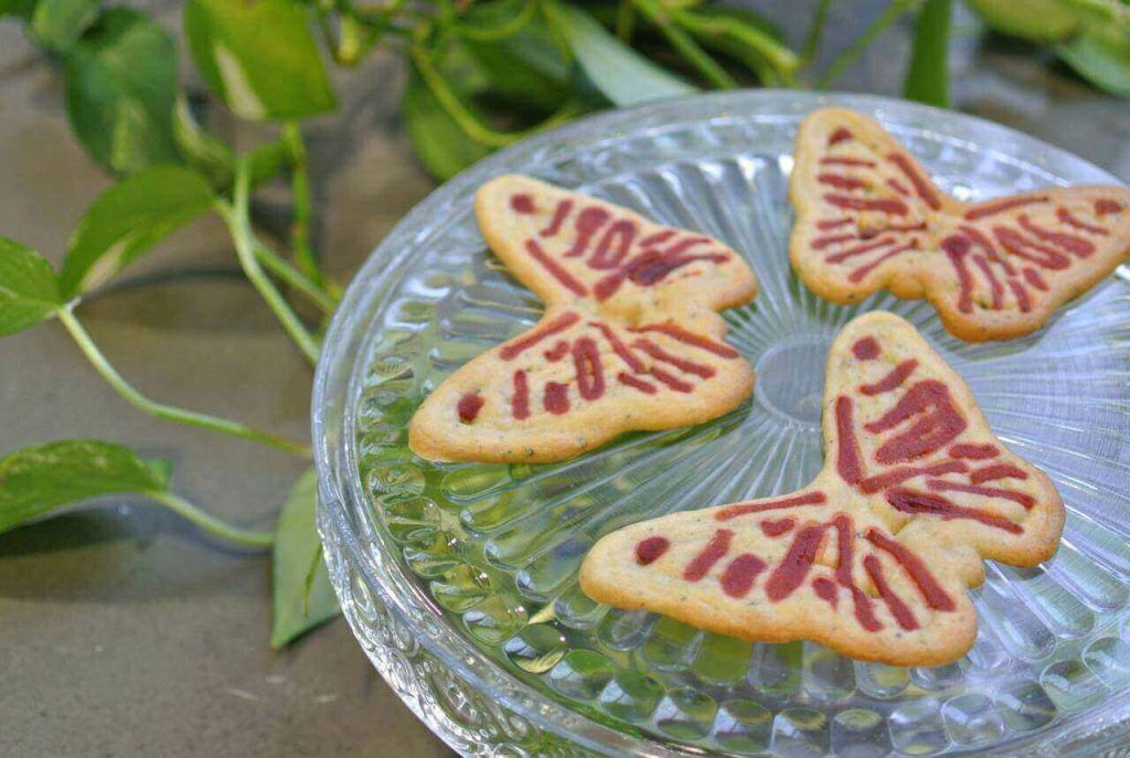 butterfly quiche