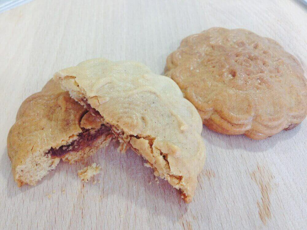 Yuebing Mooncake with Red Bean Paste
