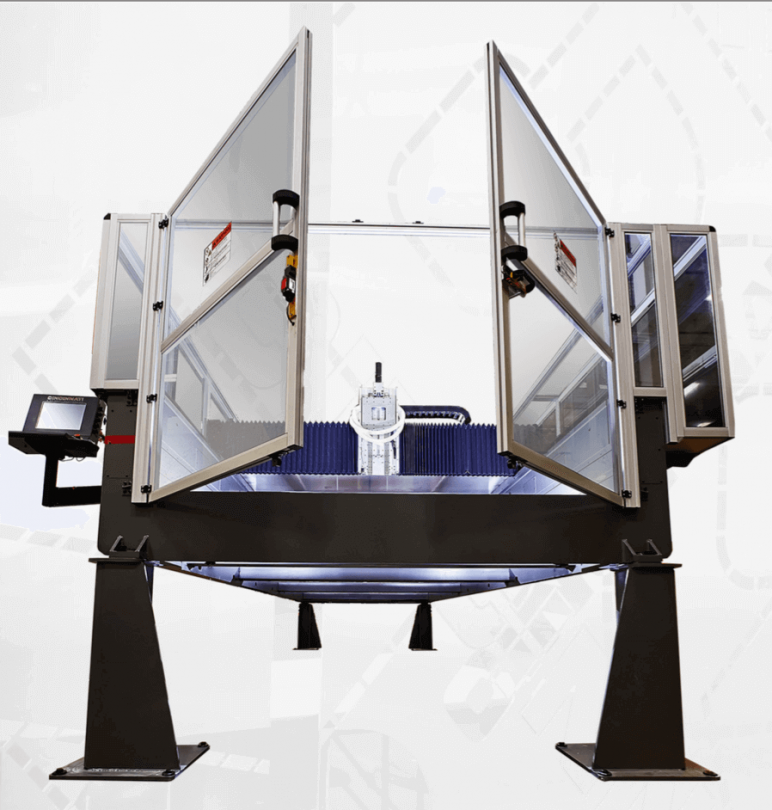 Image of Fastest 3D Printer: BAAM