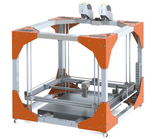 Image of Fastest 3D Printer: BigRepOne.2