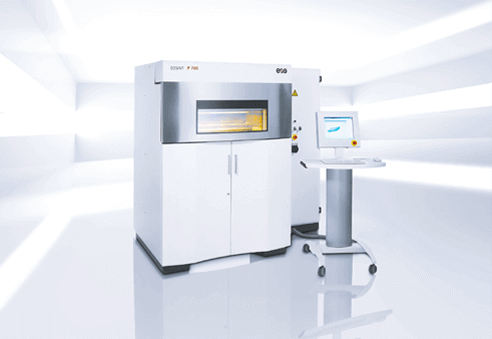 Image of Fastest 3D Printer: EOSINTP760
