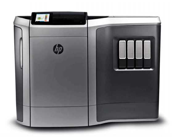 Image of Fastest 3D Printer: HP MultiJet Fusion