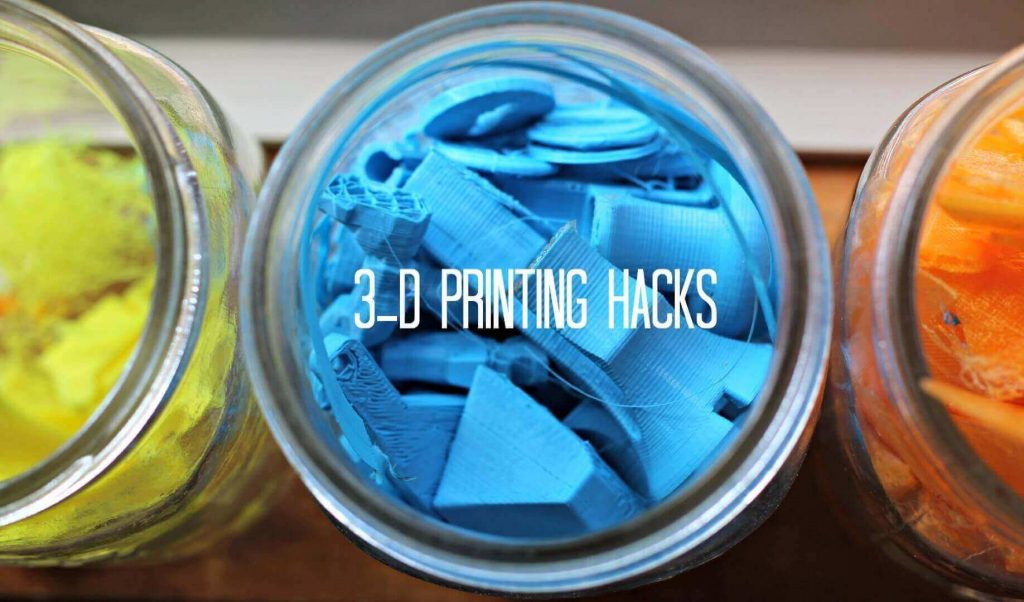"""Everything's a hack or """"lifehack"""" nowadays. (source: Thingiverse)"""