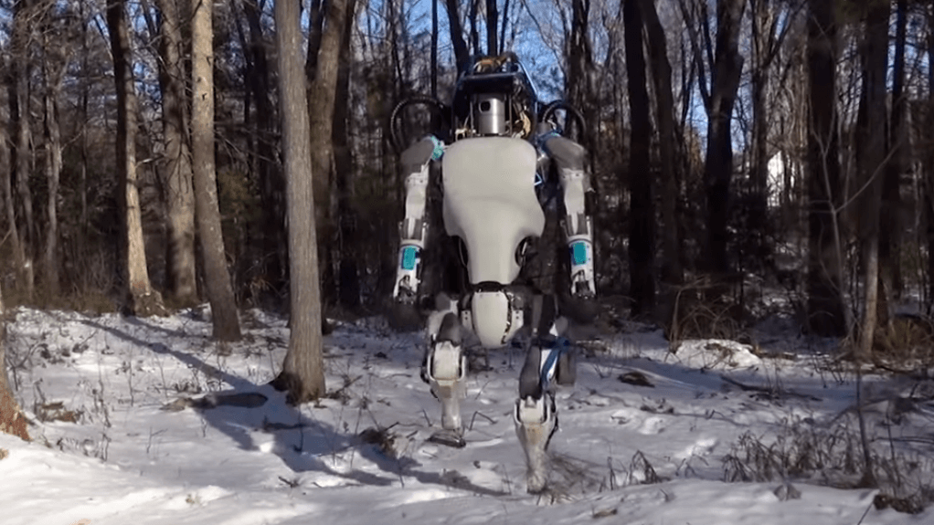 Google Unveils Bipedal 3D Printed Robot | All3DP