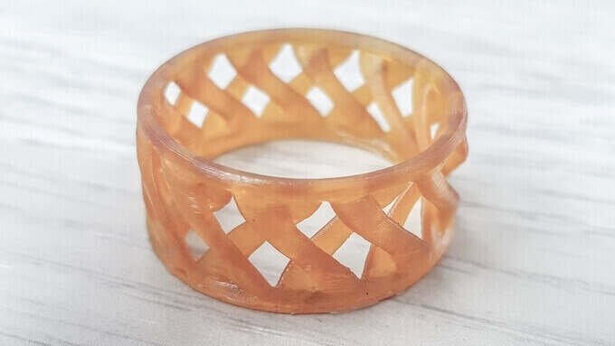 OLO link ring