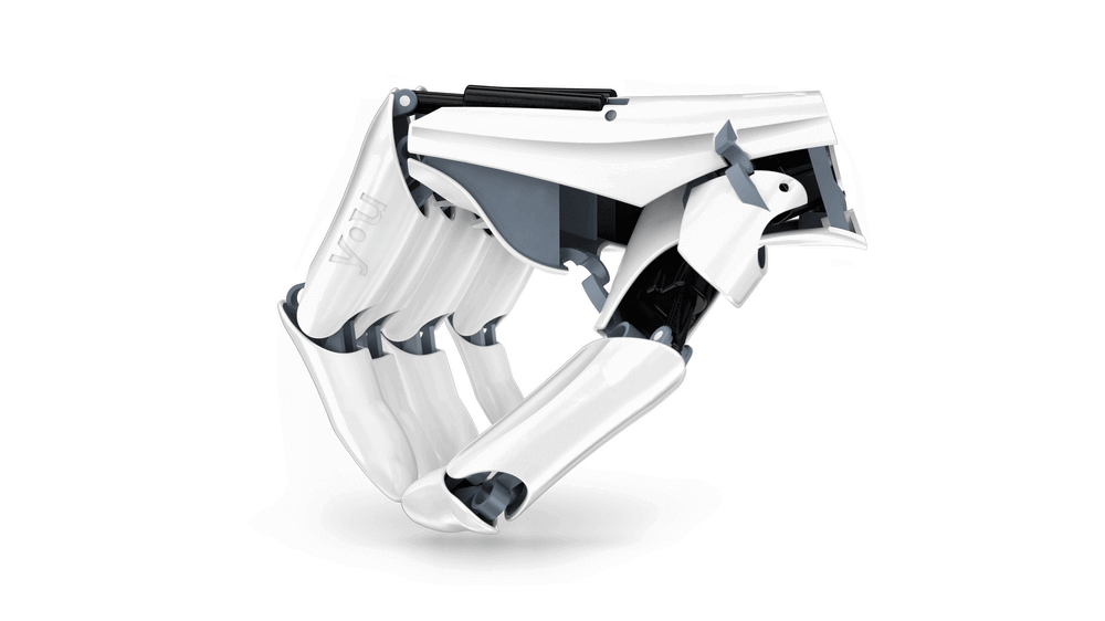 3D Printed prosthetic for the masses (Image: Youbionic)