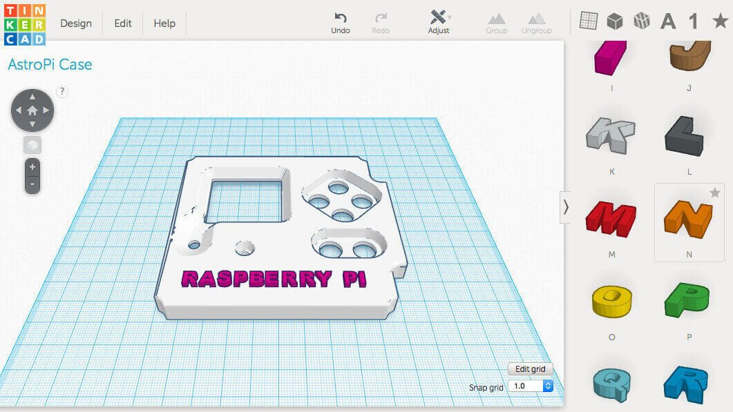 Homemade Astro Pi Cases Take Twitter by Storm | All3DP