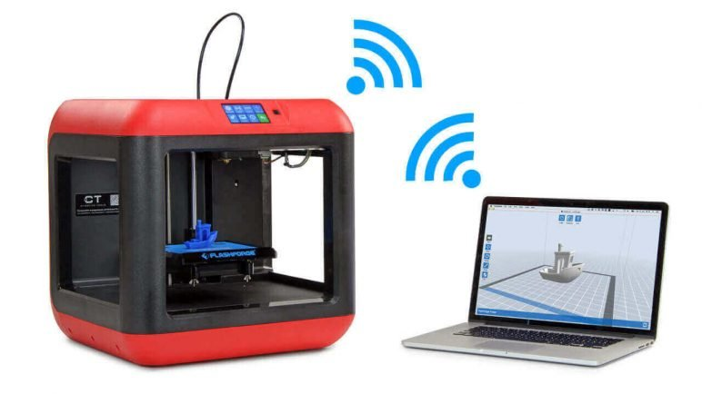Image of Best 3D Printers for Schools & Education: Flashforge Finder