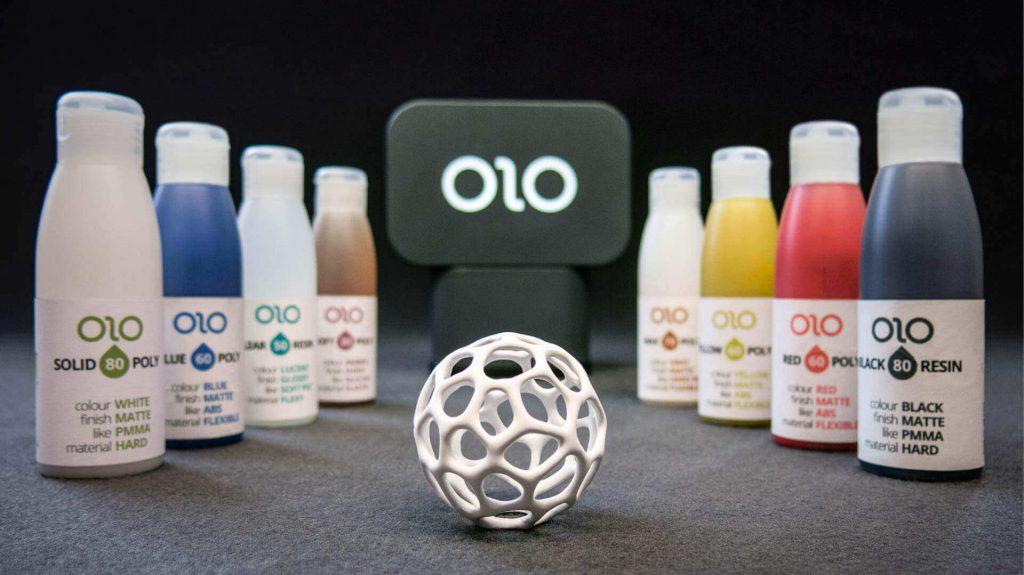 OLO smartphone 3D Printer
