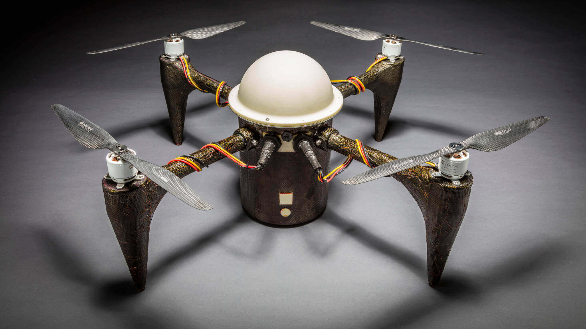 3D Printed CRACUNS Drone Can be Launched from Underwater | All3DP