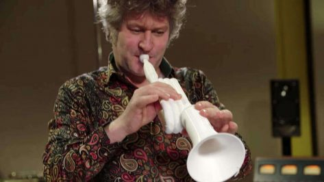 Featured image of Sound of Delivery: Dutch PostNL 3D Prints a Trumpet In Transit