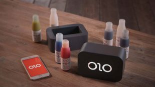 Featured image of OLO Smartphone 3D Printer on Kickstarter on 21 March