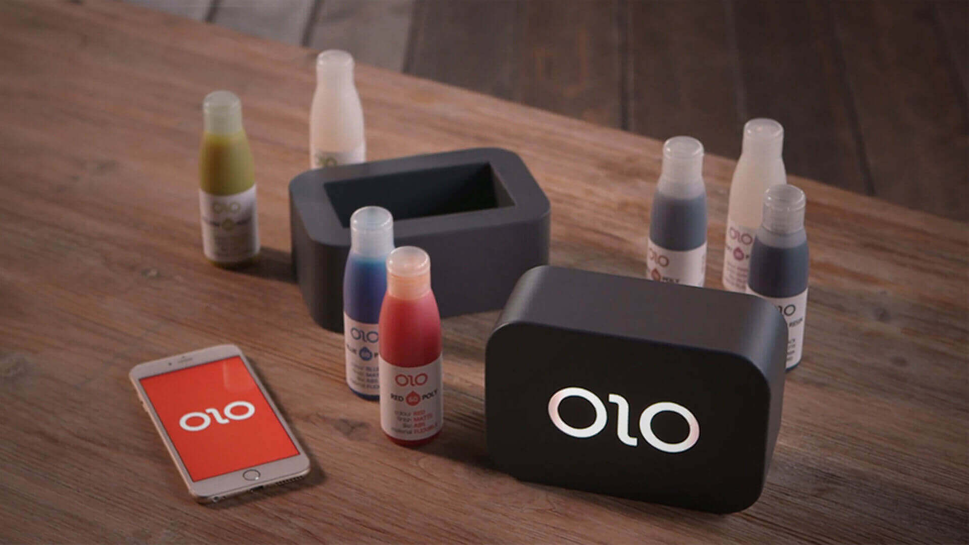 OLO Smartphone 3D Printer on Kickstarter on 21 March | All3DP