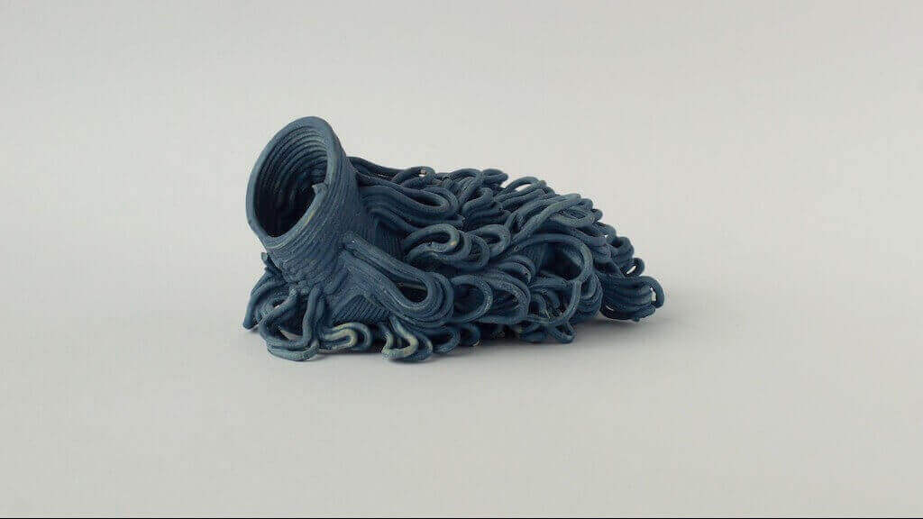 3D Printed Ceramics with Intentional Imperfections | All3DP