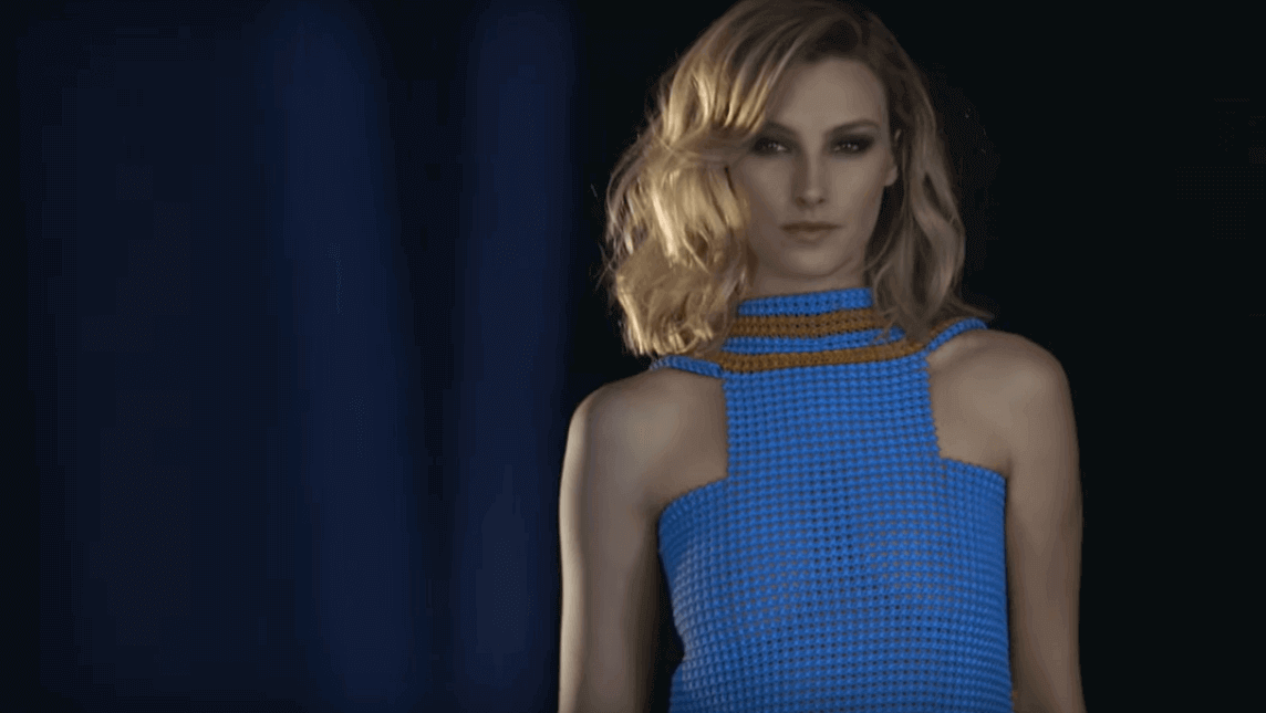 Modeclix Collection Releases Beautiful 3D Printed Dresses | All3DP