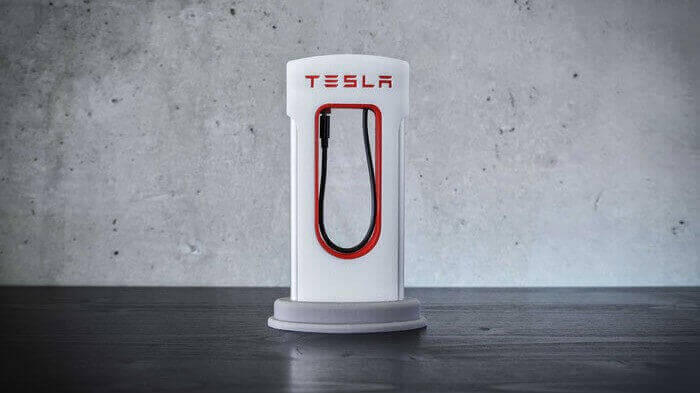 3D Print this Cool Tesla Mini Supercharger | All3DP