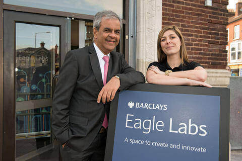 Eagle Labs to offer 3D printing to community (Image: Barclays)