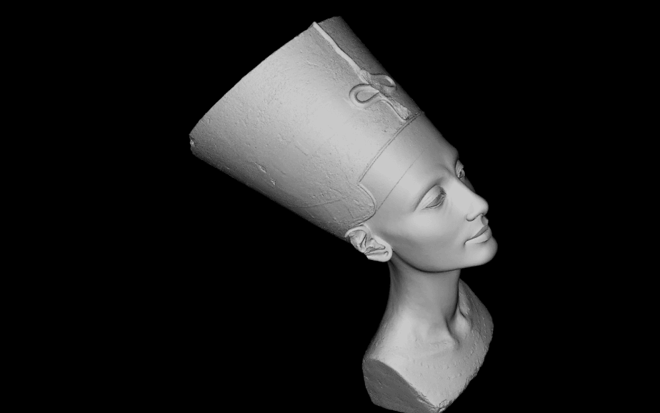 Was the Nefertiti 3D Scan Heist An Elaborate Scam? | All3DP