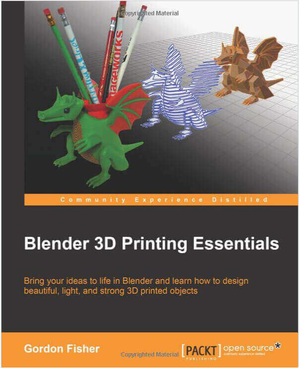Blender 3D printing