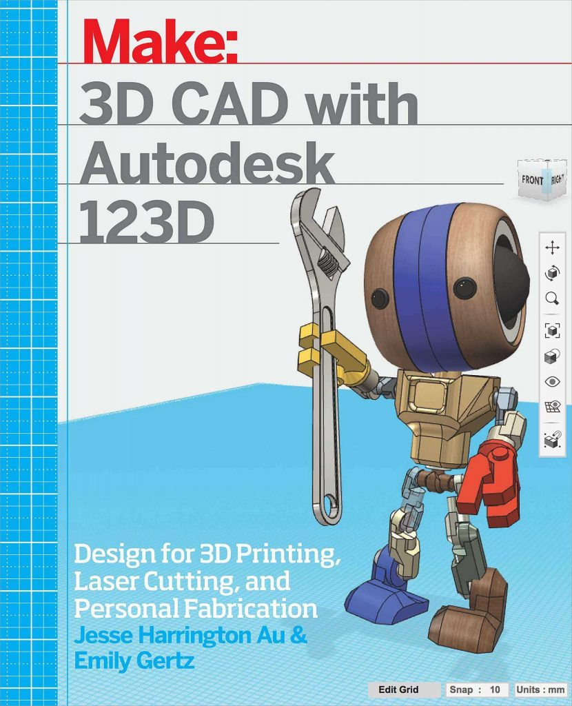 3d printing library, 3D printing books
