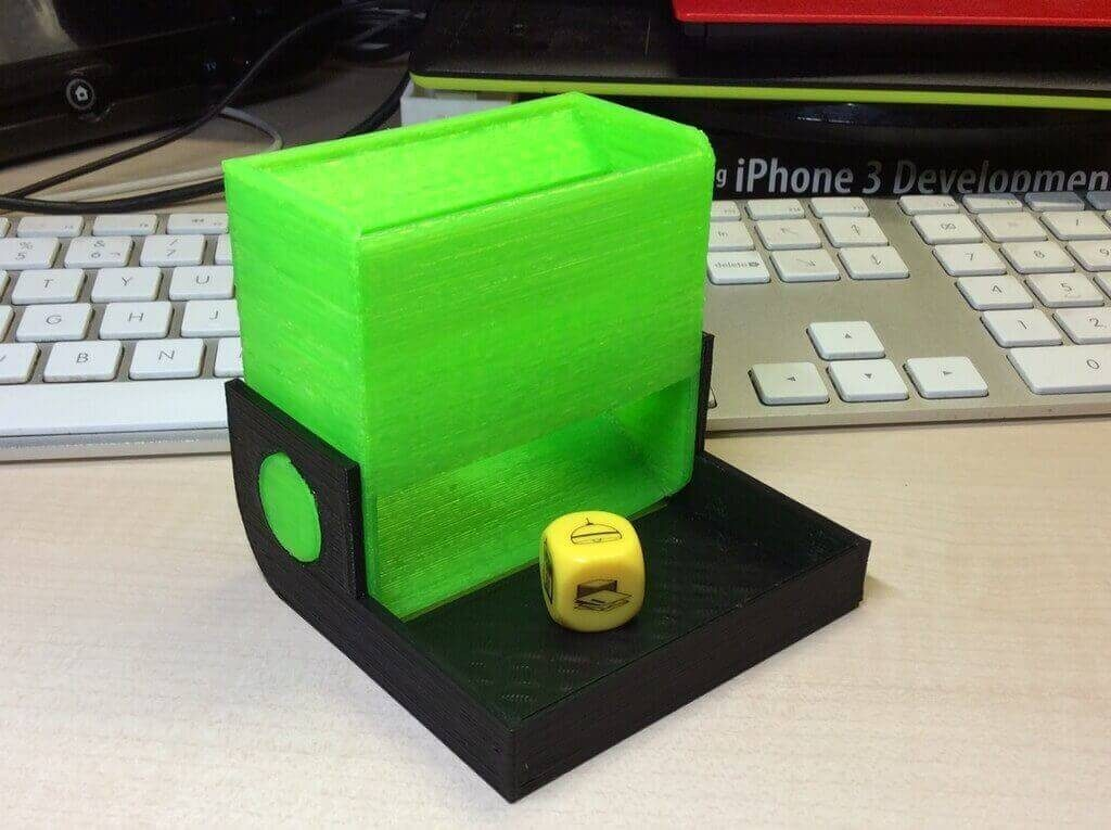 3D Print a DIY Dice Tower for RPG or Tabletop Games | All3DP
