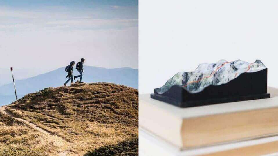 Turn Your Favorite Hikes into Sandstone Replicas | All3DP