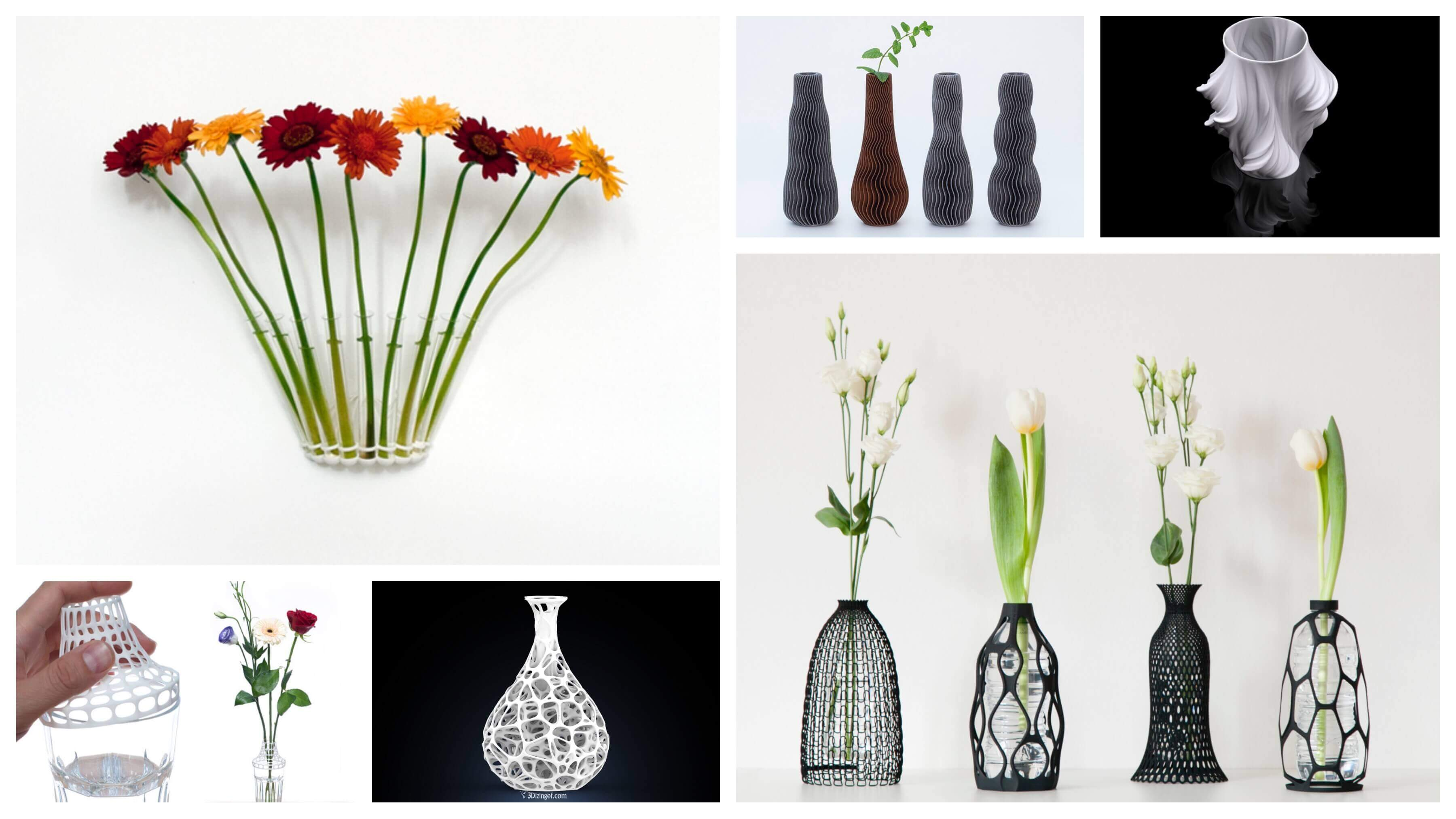 5+ Adorable 3D Printed Vase Designs | All3DP