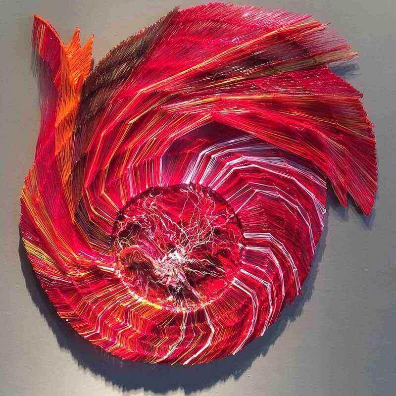 Red Shell (Image: Rachel Goldsmith)