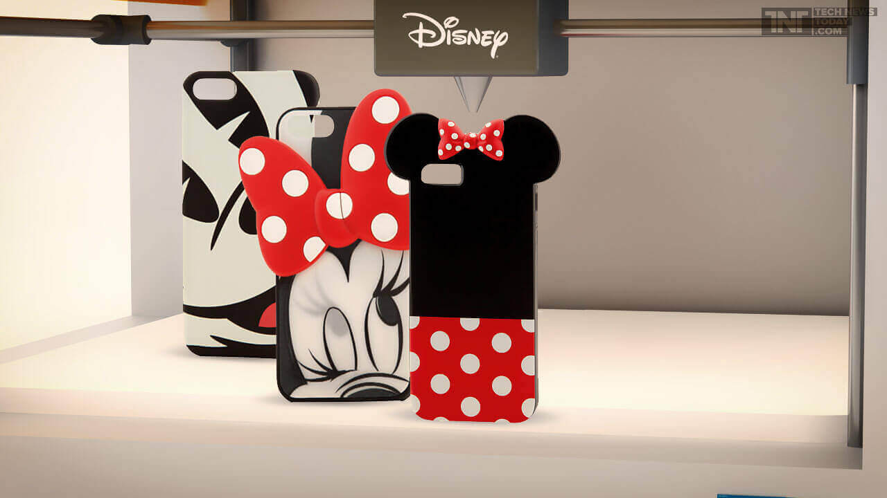 Disney Research Files Super-Fast 3D Printing Patent | All3DP